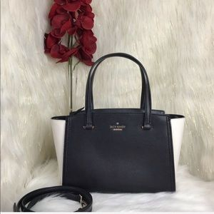 Kate Spade Small Geraldine Patterson Drive Satchel